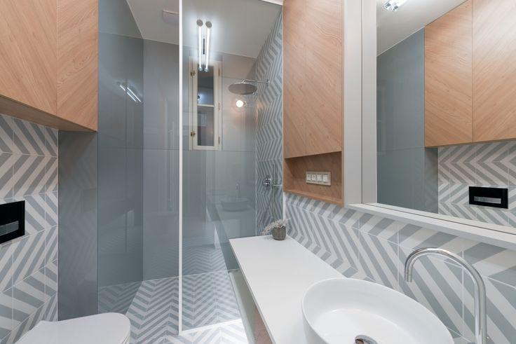 Kúpeľňa s keramickým obkladom