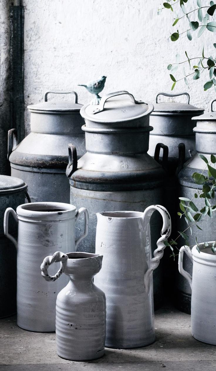 Glazed pots | Plümo Ltd