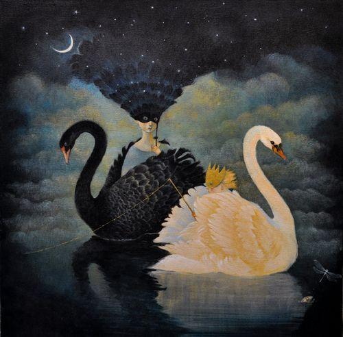 Вечор, ты помнишь, вьюга злилась, На мутном небе мгла носилась; Луна, как бледное пятно, Сквозь тучи мрачные желтела… «Зимнее утро». Александр Сергеевич Пушкин