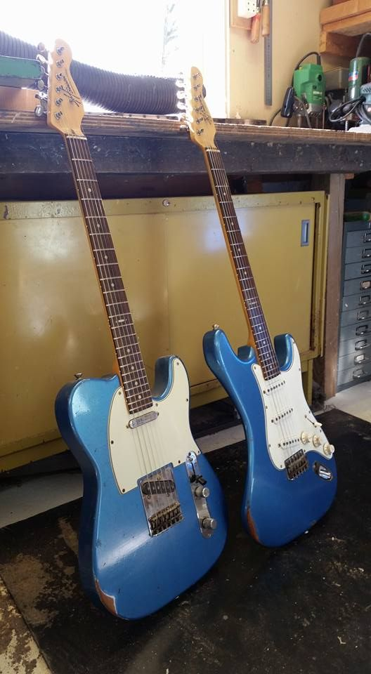 Hansen Guitars