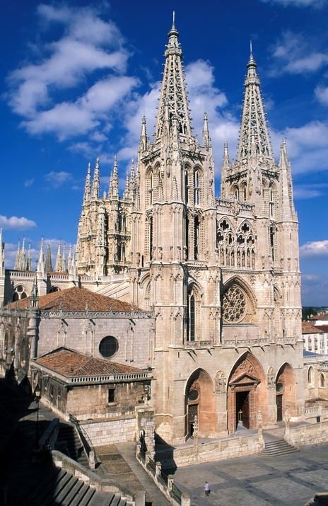 Burgos Cathedral - Castile and León, Spain