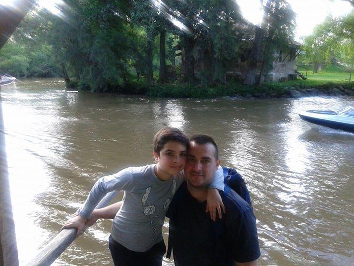 Sebastian Torreyra: Con Mauri en el Río Espera