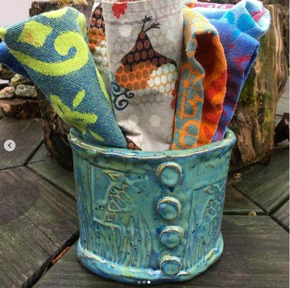 Ceramic Planter, Pottery Planter, Sea Turtle, Sea Turtle Planter, Succulent Planter, Handmade Planter, Turtle Pottery
