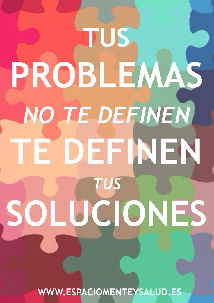 Tus problemas no te definen... #motivación #contraelestigmasocial