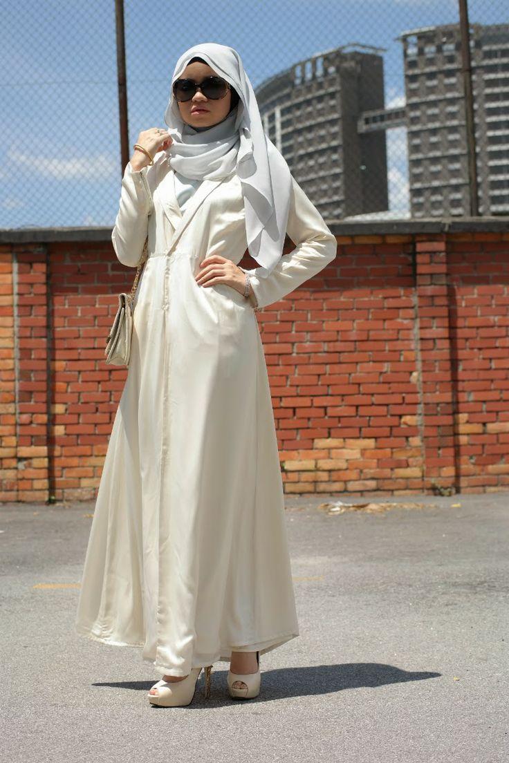 Muslimah fashion &hijab inspiration