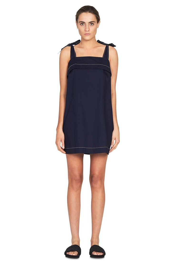 Camilla And Marc - Montaine Dress French Navy