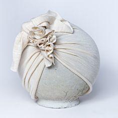 Vintage Baby Turban (0-6M)