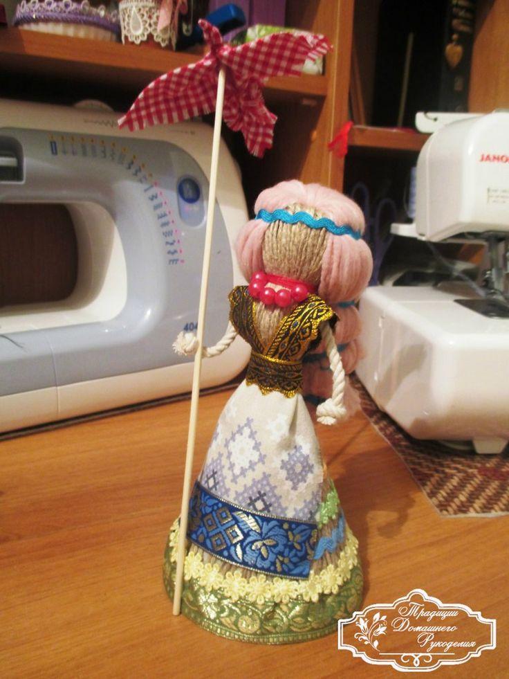 кукла своими руками, народная традиция