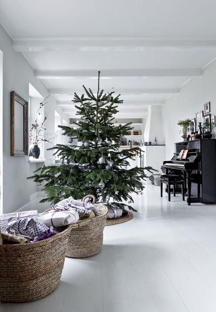 Julebolig | Nordisk julestemning hos Tine Kjeldsen | Bobedre.dk