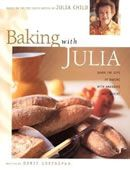 Baking With Julia by Dorie Greenspan  I don't use cookbooks for savory recipes, but when it comes to baking, starting with a good recipe is a must