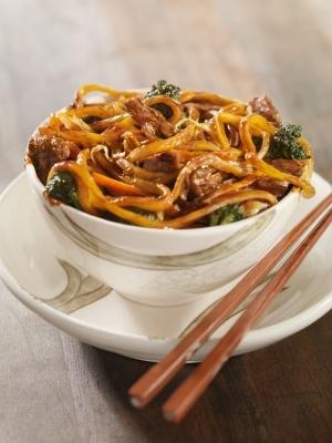 Stir-fried shanghai noodles | Today's Parent