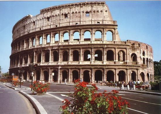 essay on roman coliseum The colosseum includes all the ancient architectural orders, which are styles recognizable mainly by the columns employed the order of the ground floor half columns is the tuscan one (a roman variation of the doric order), on the second floor the semicolumns are ionic and on the third floor corinthian the panels of the.