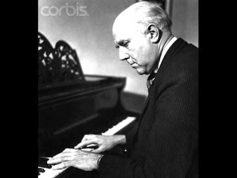 Walter Gieseking plays Debussy Préludes Book I, No. 1