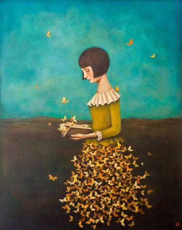 Metamorphosis Of A Metaphor #acrylic #paint #art