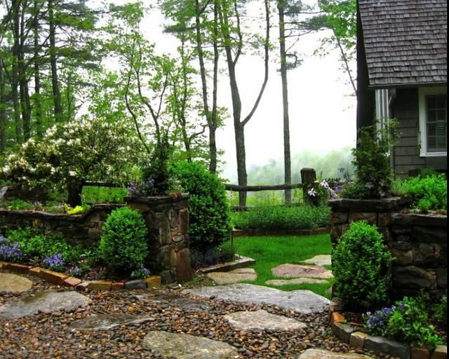 138 best images about Mountain Home & Landscaping on ... on Mountain Backyard Ideas id=22155