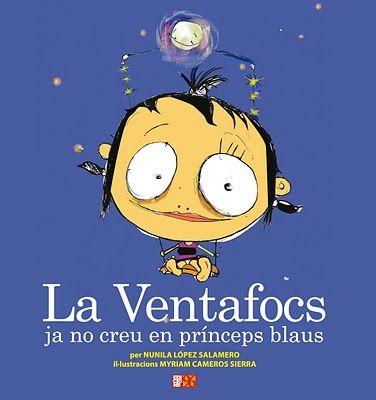 La Ventafocs ja no creu en prínceps blaus