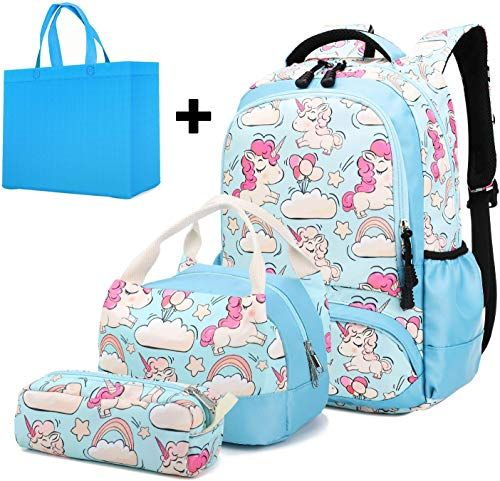 162929907a7f Best Seller Unicorn Backpack Girls School Backpack Kids Bookbags ...