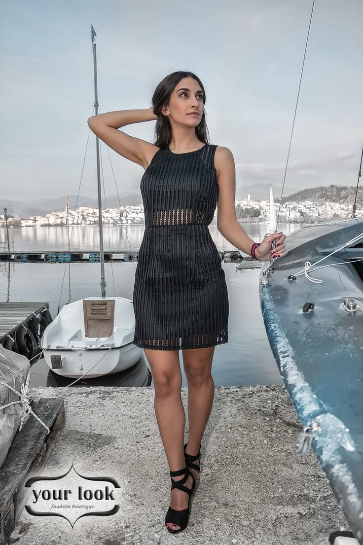 Black dress  yourlook.gr