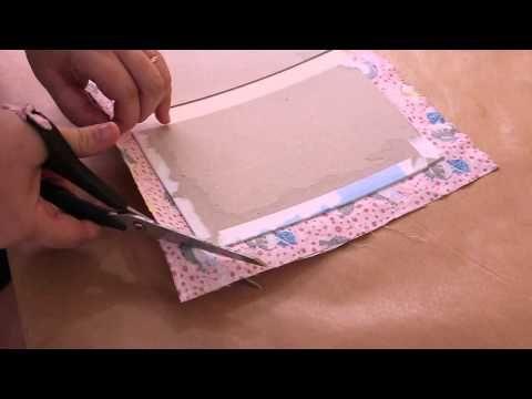 Passo a passo para customizar cadernos e agendas! - YouTube
