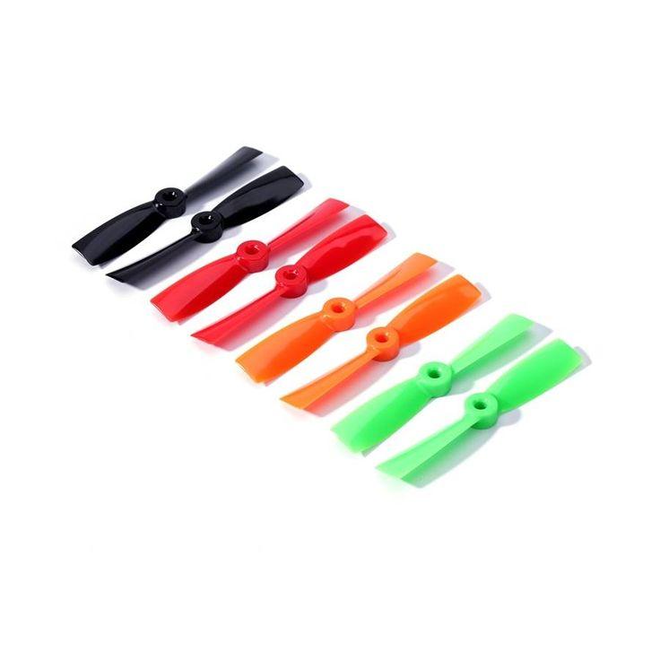 2 Pairs DYS T4045 4 Inch Propeller Black Red Green Orange Sale - Banggood.com