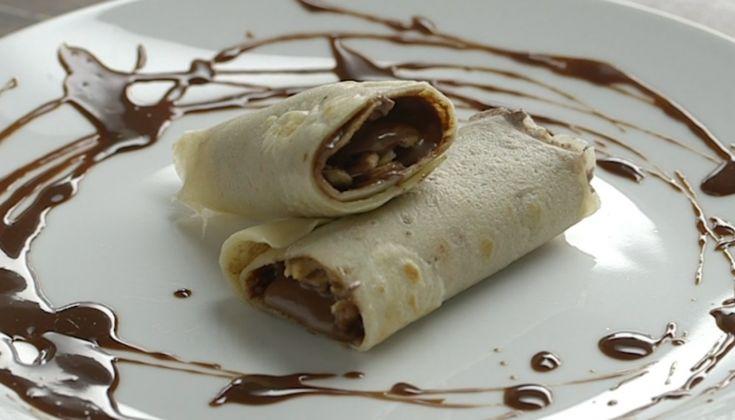 Panqueca crocante de Nutella simples e deliciosa: aprenda a fazer - Vix