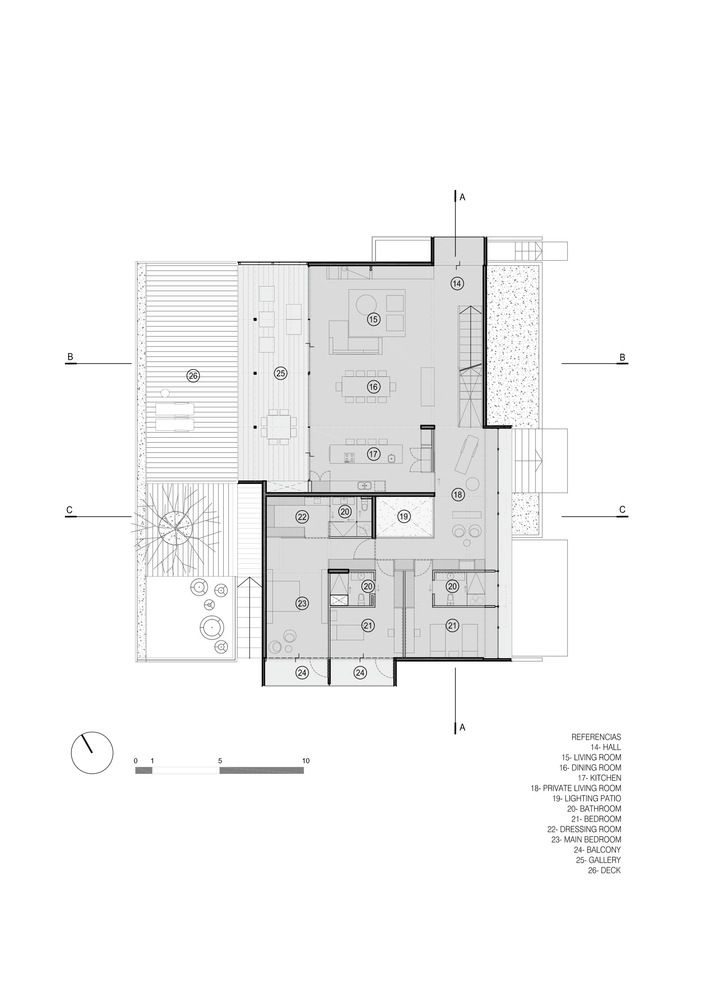 Gallery - Shungo House / A4estudio - 17