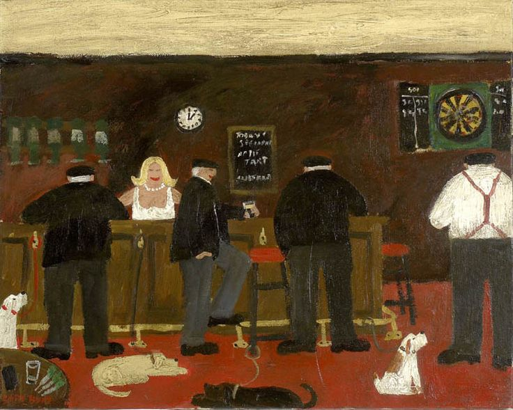 Gary Bunt | A Walk in the Park --Four men told their wives They were taking their dogs For a long long walk in the park See you later my lovewent straight to the pub For a pint and a game of darts