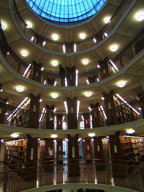 National Library of Finland, Helsinki