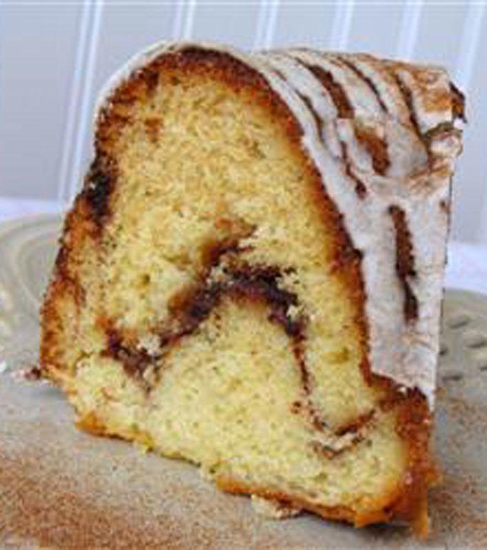 Easy Cinnamon Swirl Coffee Cake Recipe