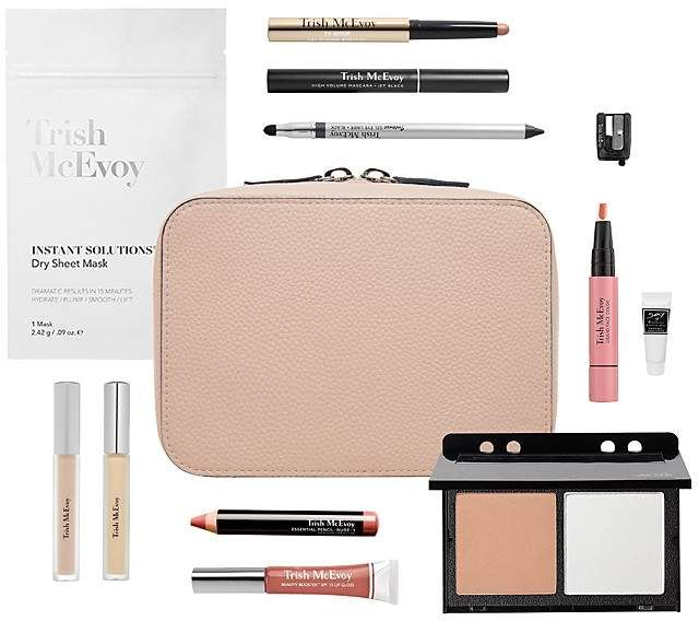 Trish Mcevoy Makeup Planner Gift Set 100 Exclusive Trish Mcevoy Makeup Planners Trish Mcevoy Makeup Planner Gift