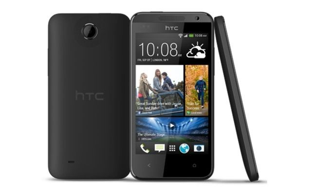 A new mid-ranger hits in style: HTC Desire 310