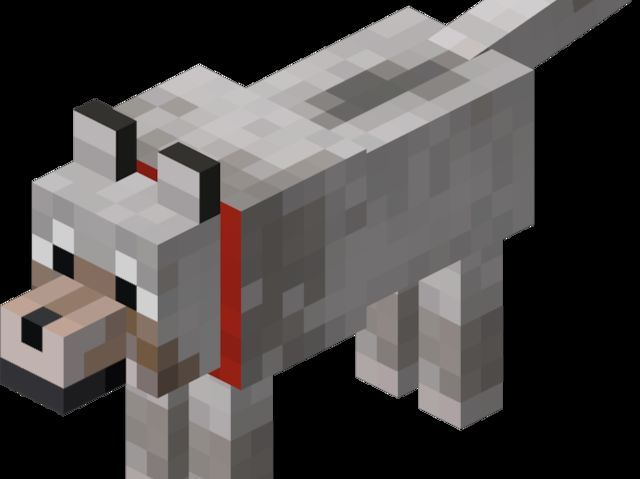 I got: Wolf! Which Minecraft Animal Are You?