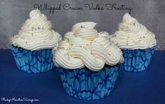 Whipped Cream Vodka  #vodka #cupcakes http://www.rockymountainsavings.com