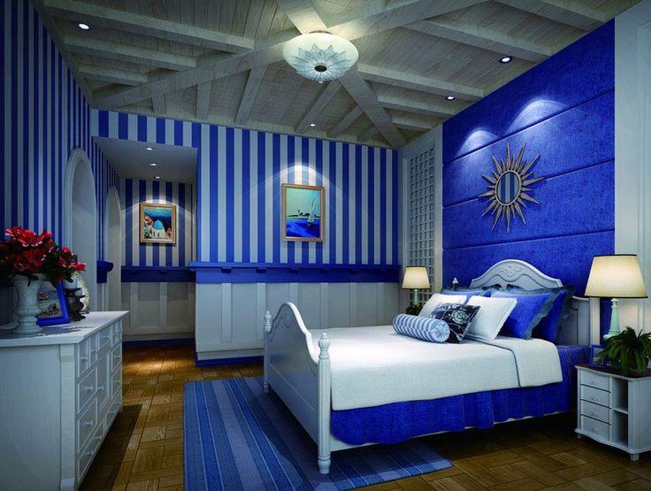 Best 25 Royal Blue Bedrooms Ideas On Pinterest Royal