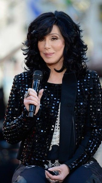 Cher's comeback look on 'Today' — is she fab for 67 or what!
