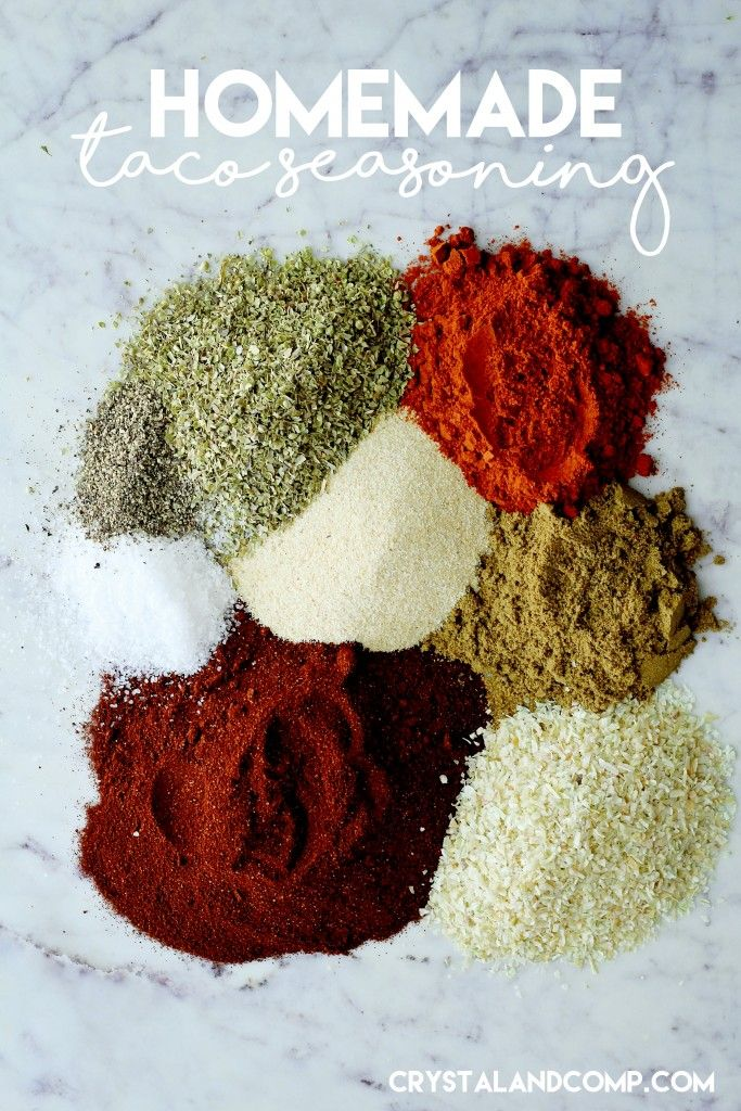 ... on Pinterest | Greek seasoning, Italian seasoning and Adobo seasoning