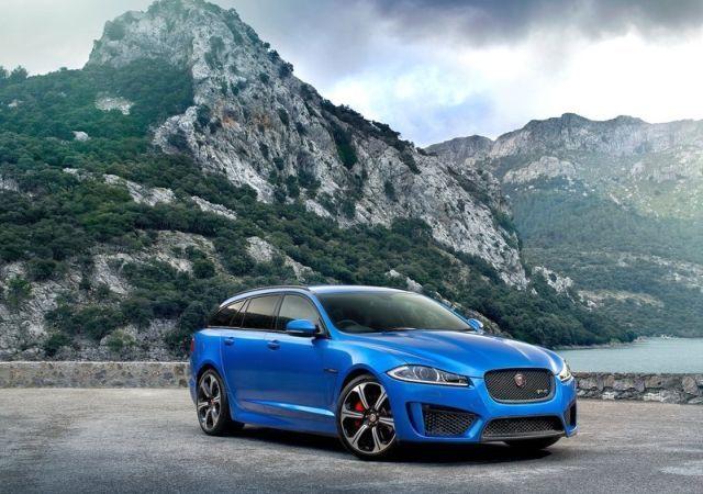 2015 Jaguar Xfr S Sportbrake Jaguar