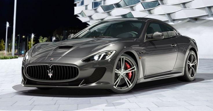 GALERIE: Maserati GranTurismo MC Stradale dostalo zadní sedačky. K čemu?   FOTO 1   auto.cz