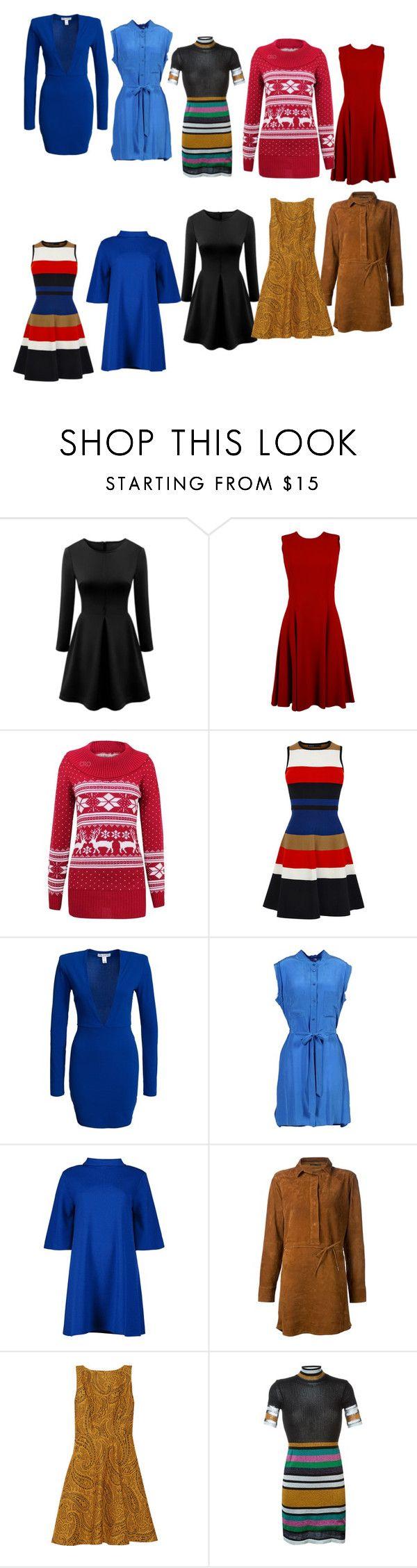 """платя"" by artemia-13 on Polyvore featuring мода, Dolce&Gabbana, NLY Trend, Equipment, rag & bone, Alice + Olivia и Diesel"