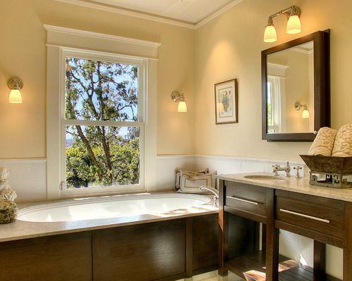 Bathroom Yellow Paint 25+ best benjamin moore buttermilk ideas on pinterest   yellow