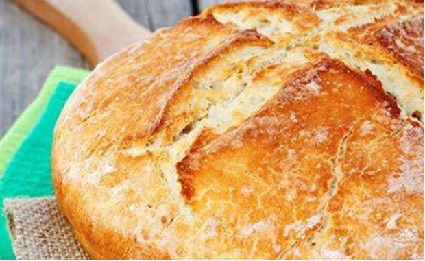 Szódabikarbónás kenyér: Ilyen egyszerű receptet még nem láttál!