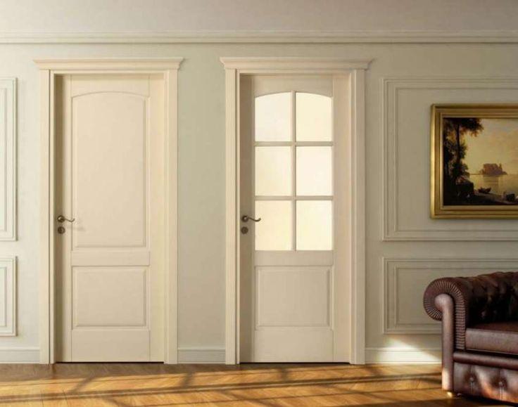 Oltre 25 fantastiche idee su porte bianche su pinterest for Finestre moderne della fattoria