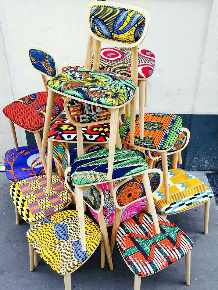 25 best ideas about african home decor on pinterest for Chaise africaine