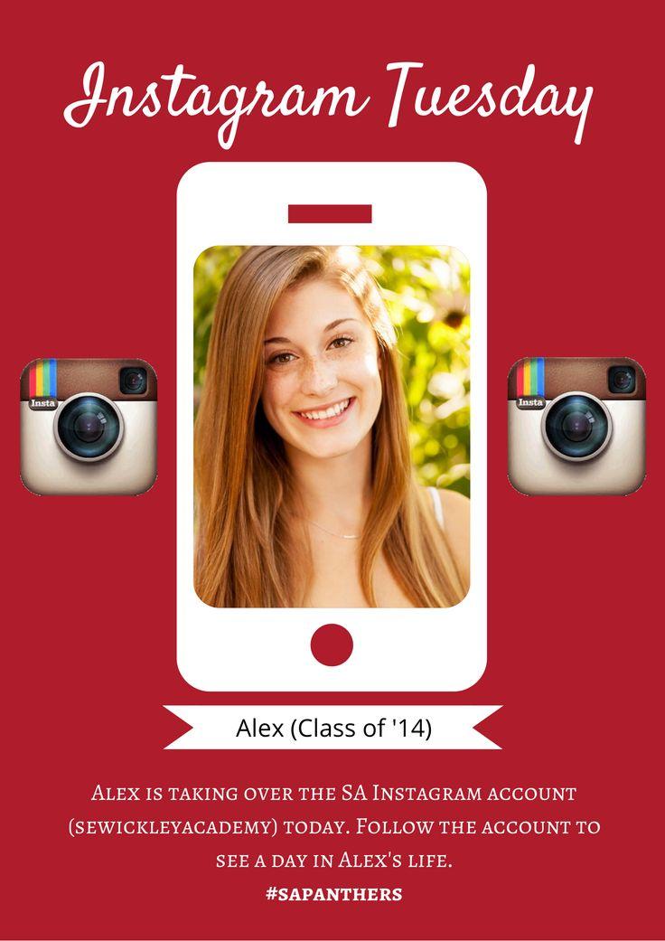 Instagram Pinterest Skyyamazin: Alex (Class Of 2014) Is Taking Over The #Instagram Account