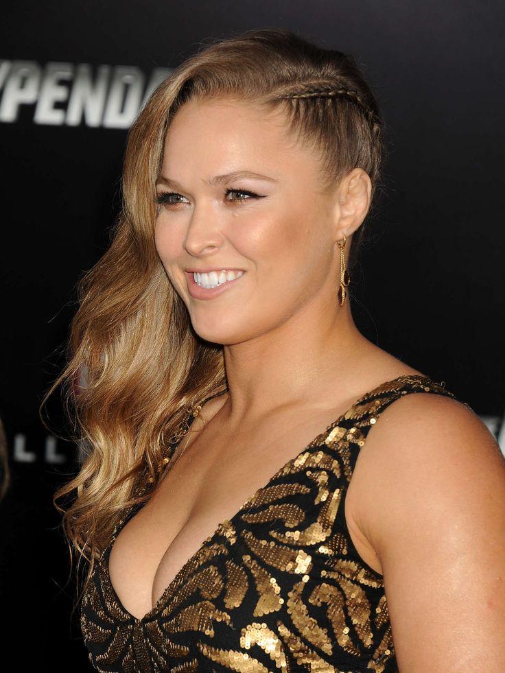 Ronda Rousey: The Expendables 3 LA Premiere -12 - GotCeleb