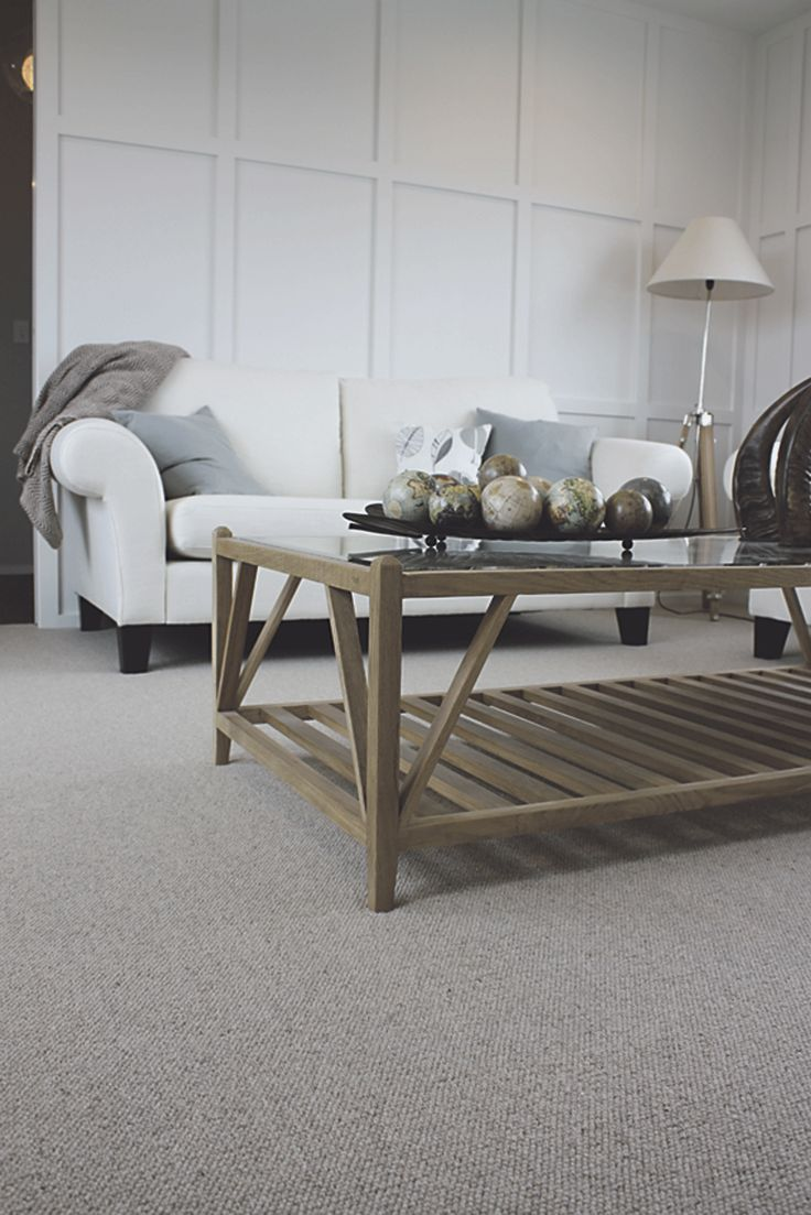 'Levante' is a modern take on the old heathered loop pile carpet and creates a relaxed look that's also super easy care. Features in  Signature Homes Tauranga showhome. http://www.cavbrem.co.nz/tools/search-products/product-details.aspx?code=539