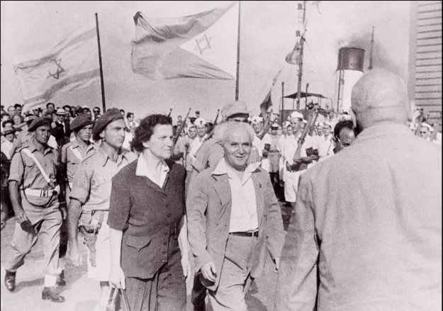 an overview of the jewish people struggles in the history The struggle to free soviet jewry would become one of history's most  the iron  curtain and restoring to the jewish people several million jews.