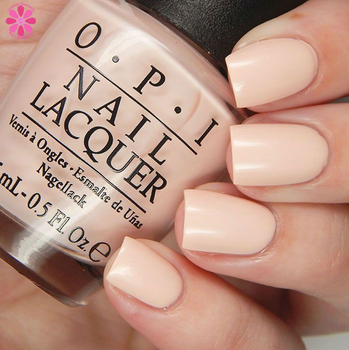 OPI — Stop it I'm Blushing! (Soft Shades Collection | Spring 2016)