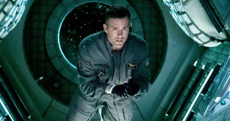 Life Movie Clip Has Ryan Reynolds & Crew Against an Alien Attack -- Sony Pictures has released a brand new clip from the upcoming sci-fi movie Life which features a good look at the terrifying alien threatening the crew. -- http://movieweb.com/life-movie-clip-alien-action-attack/