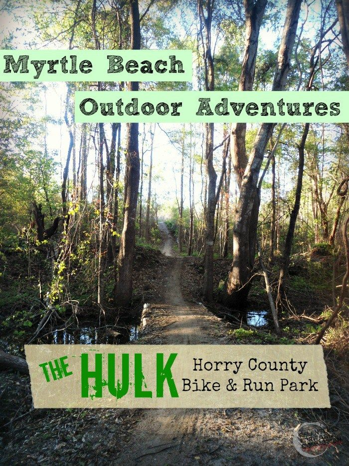 Horry County Bike Run Park Myrtle Beach Sc